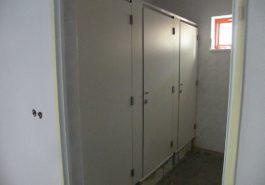 Ścianki giszetowe wc