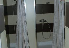 Ścianki giszetowe prysznice