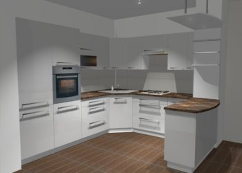 Projekt koncepcyjny kuchni