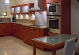 Realizacja kuchni w domu