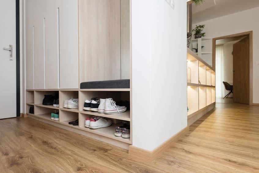 szafki i półki na buty